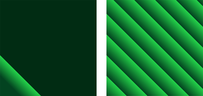 Сравнение linear-gradient и repeating-linear-gradient