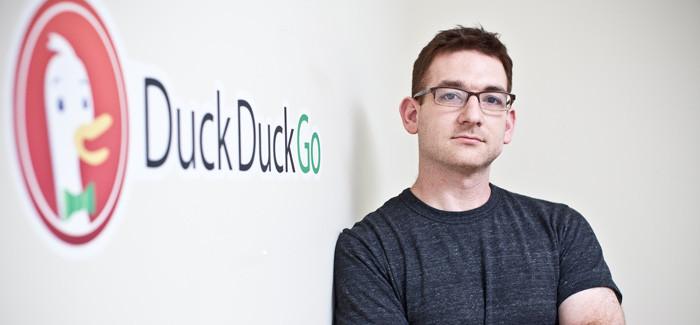 Поисковая система DuckDuckGo становится популярной