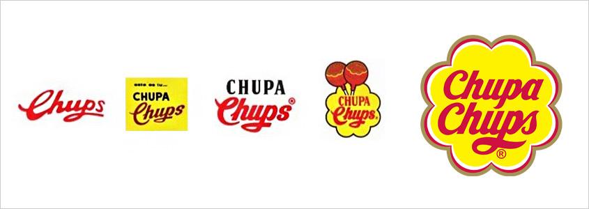 Логотип Chupa Chups, история создания