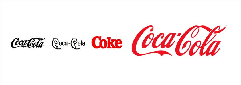История логотипа Coca-Cola