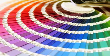 Создание цветовой схемы сайта
