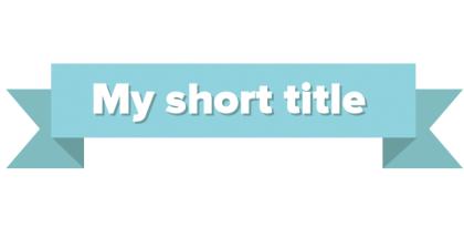 Длина тайтла 2016: рекомендации Moz