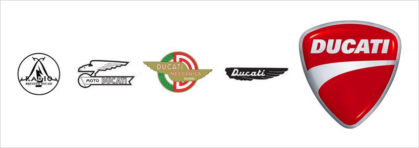 Логотип Ducati – история