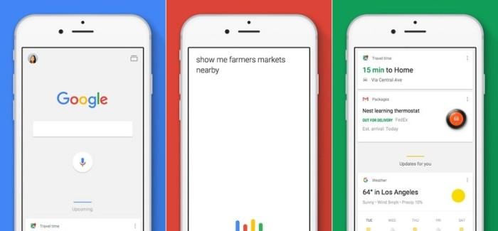 Обновление Google для iOS: что нового в версии 22.0.0