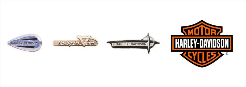 Логотипы Harley-Davidson