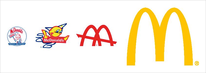 История фирменного знака McDonald's