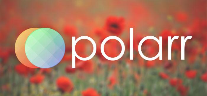 Polarr 2: удобный онлайн-редактор фотографий
