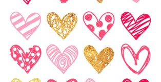 Вектор ко Дню Святого Валентина