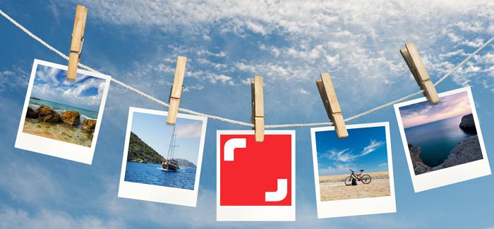 Загружаем фотографии для экзамена на Shutterstock