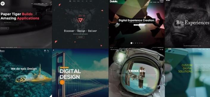 Тренды веб-дизайна 2016: хорошие и плохие тенденции