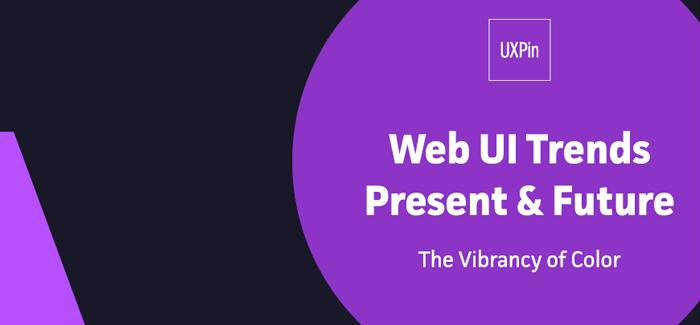 Web UI Trends: бесплатный гид по тенденциям цвета